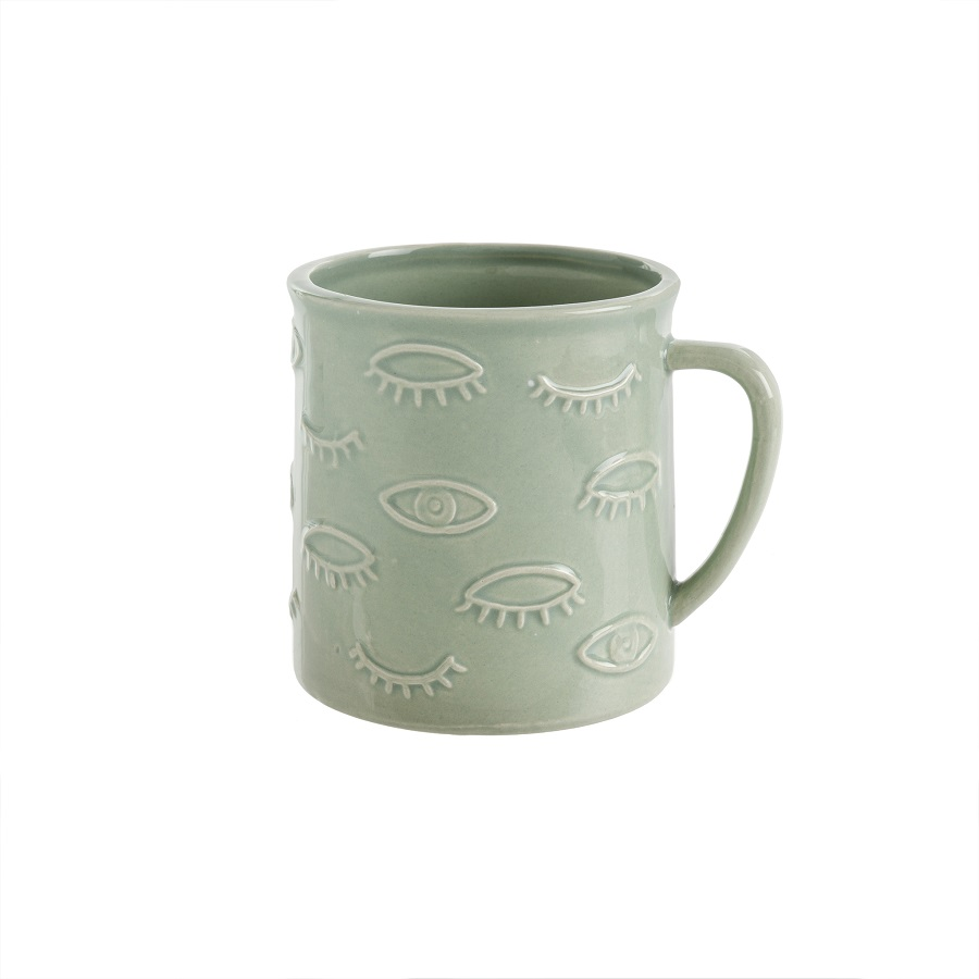 Image For Indaba – Mug Eyes For You – Green