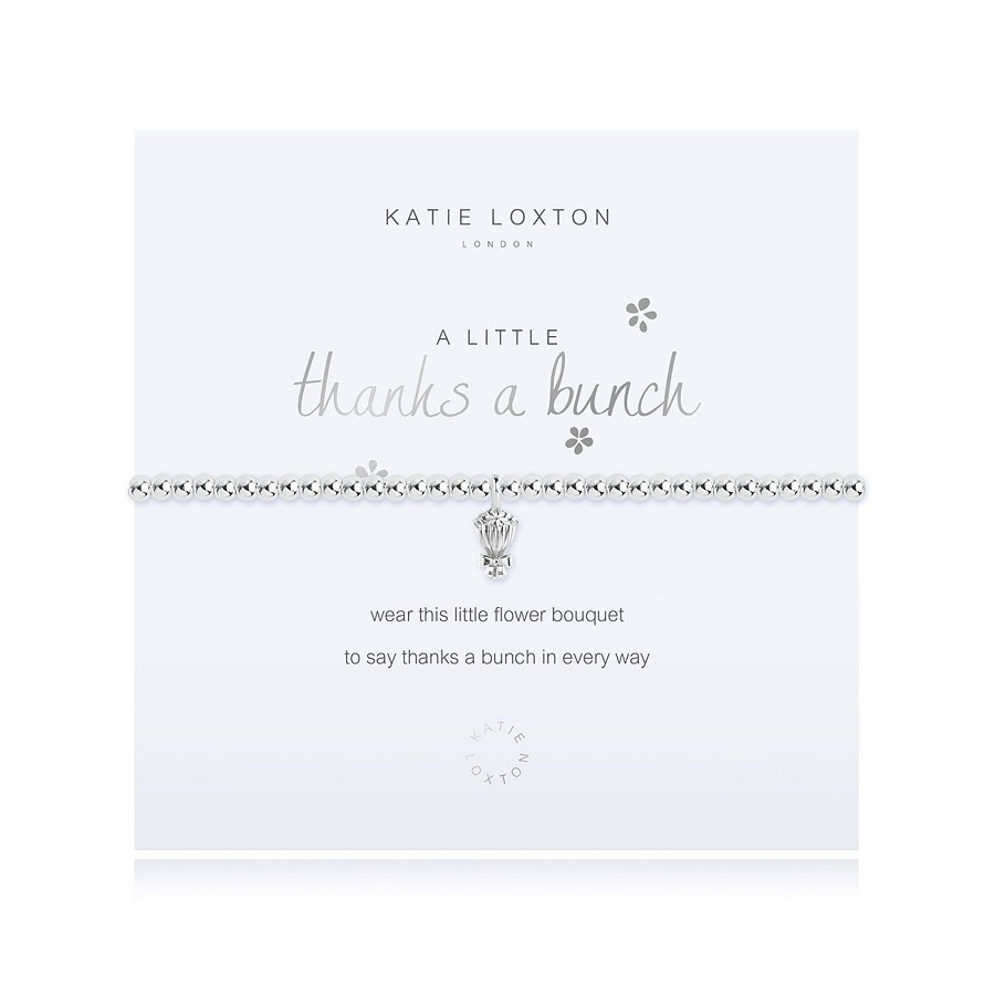 Image For Katie Loxton - Bracelet - Thanks A Bunch