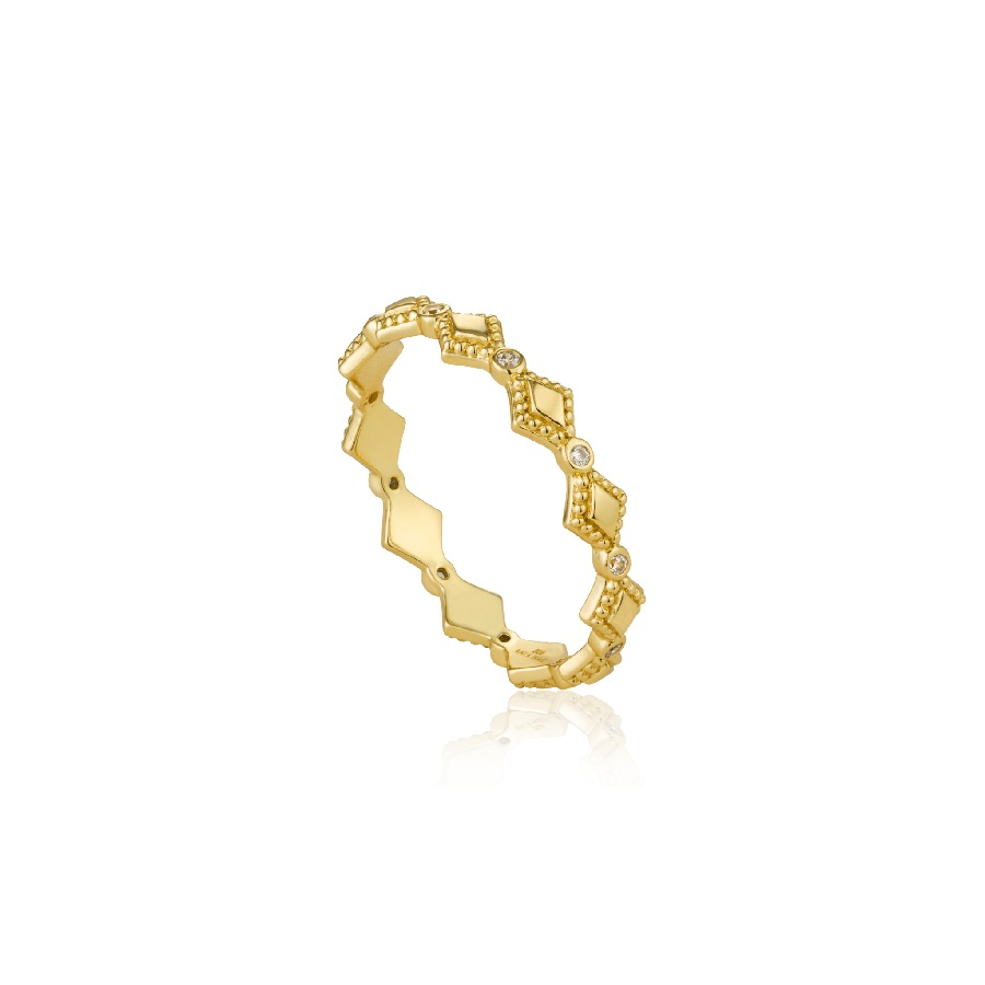 Image For RING  BOHEMIA GOLD