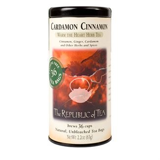 Image For Republic of Tea - Herbal - Cardamom Cinnamon