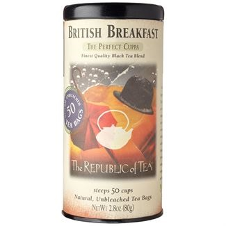 Image For Republic of Tea - Black Tea - British Breakfast
