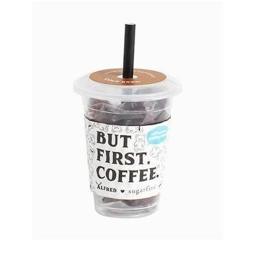 Cover Image For Sugarfina - Gummies – Mini Coffee Cup Cold Brew