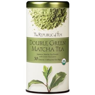 Image For Republic of Tea- Double Green Matcha