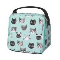 Image For Now Designs – Lunch Bag – Cats Meow