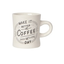 Image For Now Designs – Mug – Better With Coffee