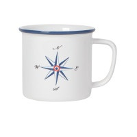 Image For Now Designs - Mug - Compass