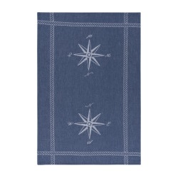 Image For Now Designs - Tea Towel - Compass Jacquard