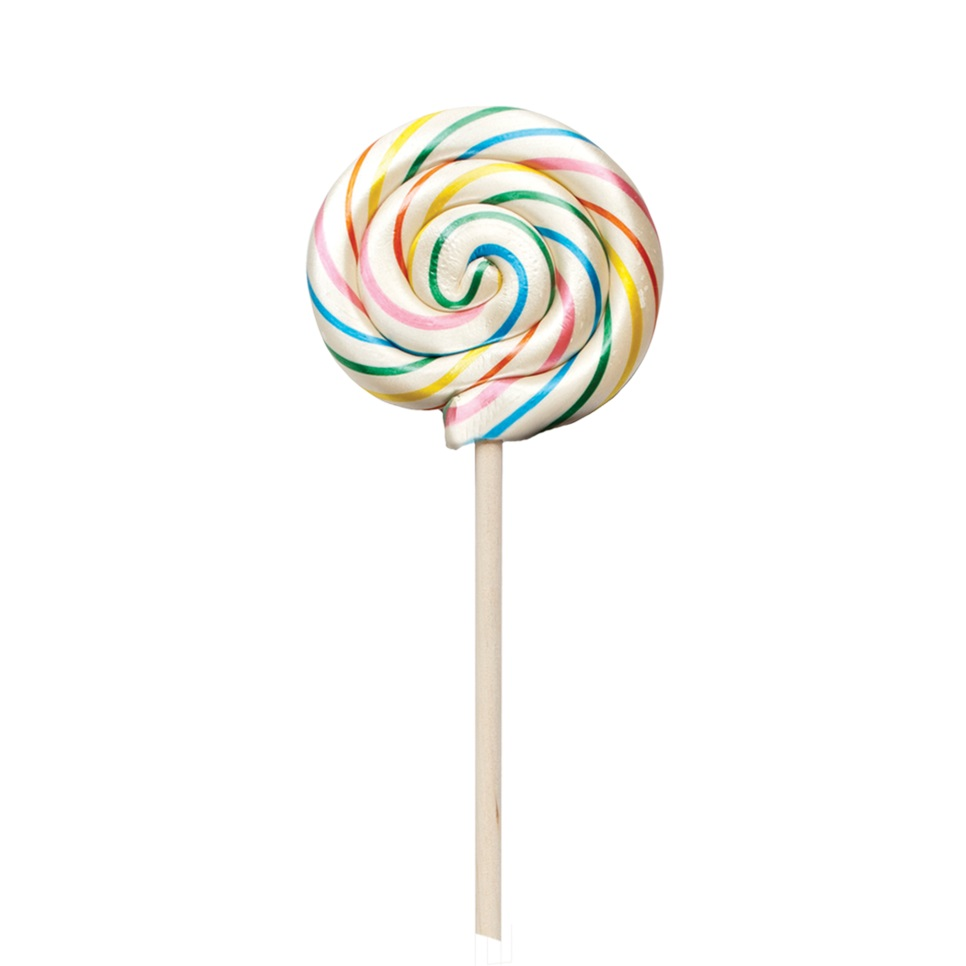 Image For Hammonds Candies – Lollipop – Birthday Cake