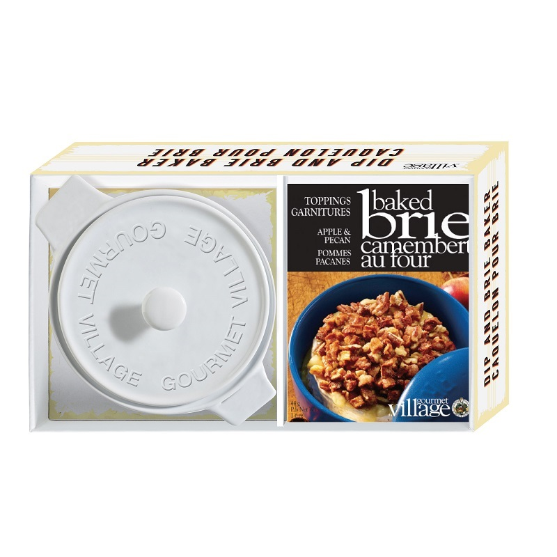 Image For Gourmet Du Village – Baker Kit - Brie Apple Pecan