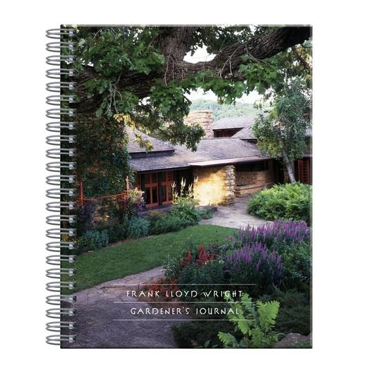 Image For Hachette – Frank Lloyd Wright - Gardener's Journal