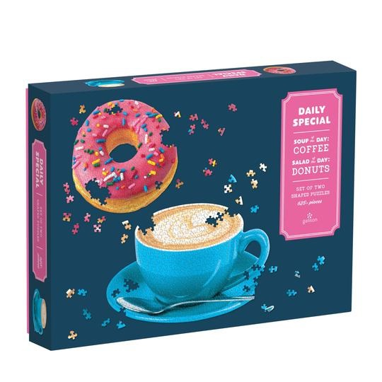 Cover Image For Hachette – Puzzle - Donut Special