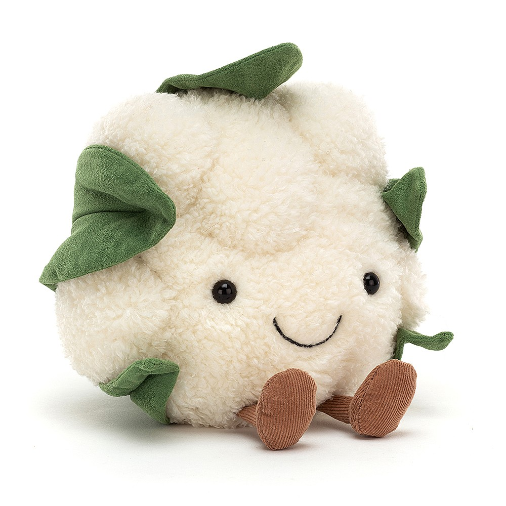 Image For JellyCat - Amuseable - Cauliflower