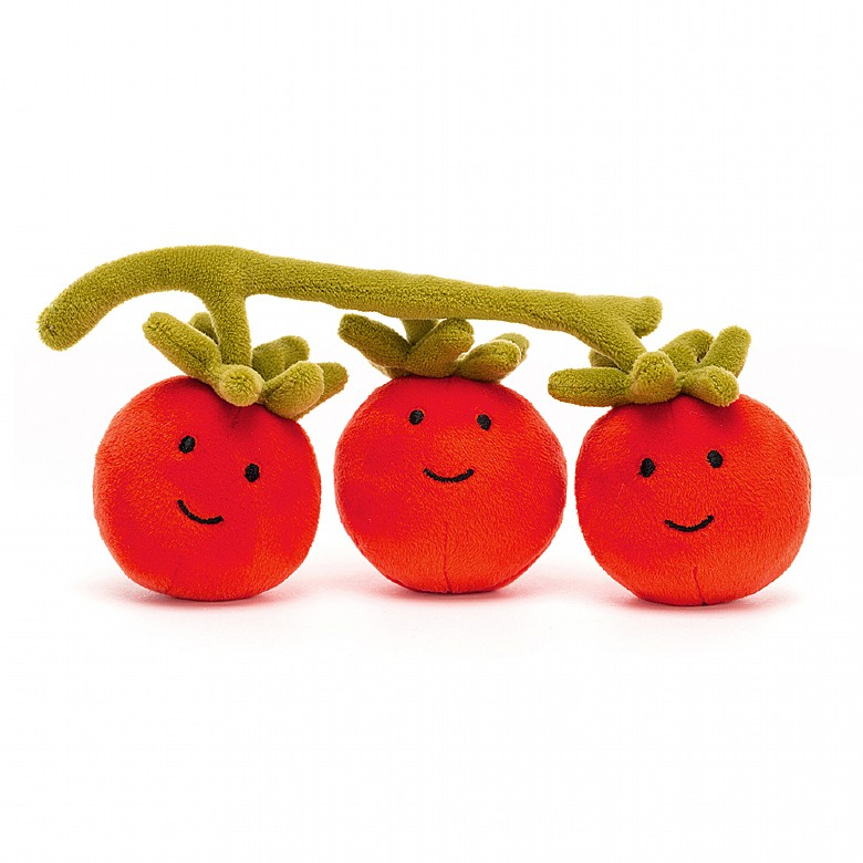 Image For JellyCat - Vivacious Vegetables - Tomato
