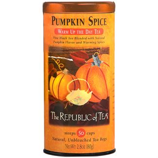 Image For Republic of Tea - Pumpkin Spice