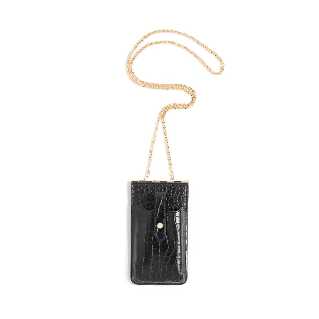 Image For Shiraleah - Phone Holder Carter - Black