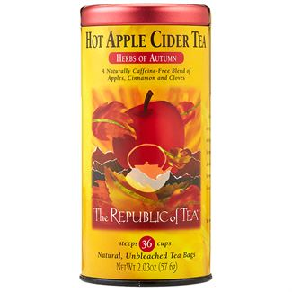 Cover Image For Republic of Tea - Hot Apple Cider