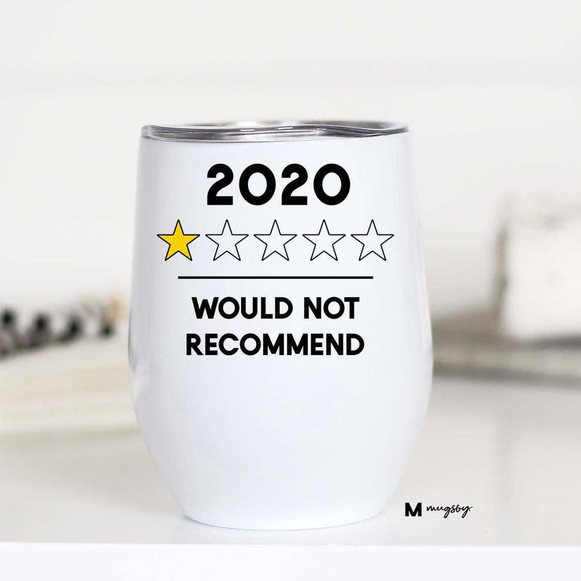 Image For Mugsby - Wine Cup - 2020